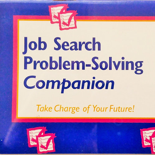 Job Search Problem-Solving Companion