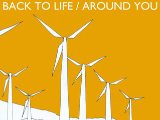 'BACK TO LIFE / AROUND YOU' SINGLE OUT NOW