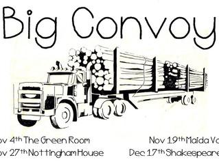 Big Convoy Winter Tour + New T - Shirts