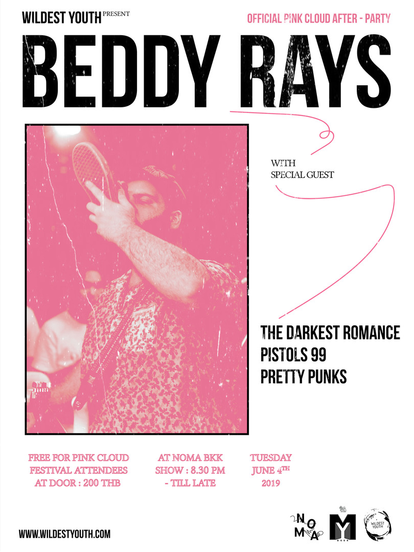 PINK CLOUD : AFTER PARTY WITH BEDDY RAYS