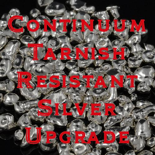 Upgrade to Continuum Silver