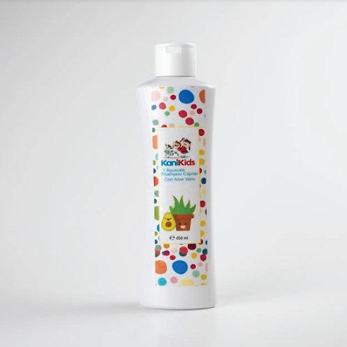 Shampoo Kanikids 500ml Aguacate y Sábila