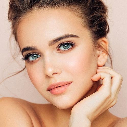Maquillaje profesional +Peinado de salón
