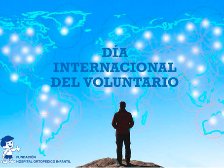 05 de Diciembre: Día Internacional del Voluntariado: Una experiencia transformadora – Reconocimiento
