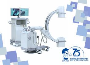 Llega al Hospital un nuevo equipo Arco C para uso en el Área Quirúrgica