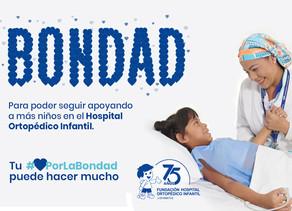 La Fundación Venezolana contra la Parálisis Infantil inicia su campaña #CorazónPorLaBondad