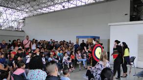 Voluntarios de Banesco Banco Universal en el Hospital Ortopédico Infantil