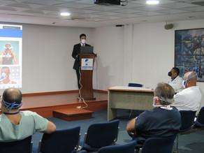 Presentación de Trabajos Especiales de Grado (TEG)
