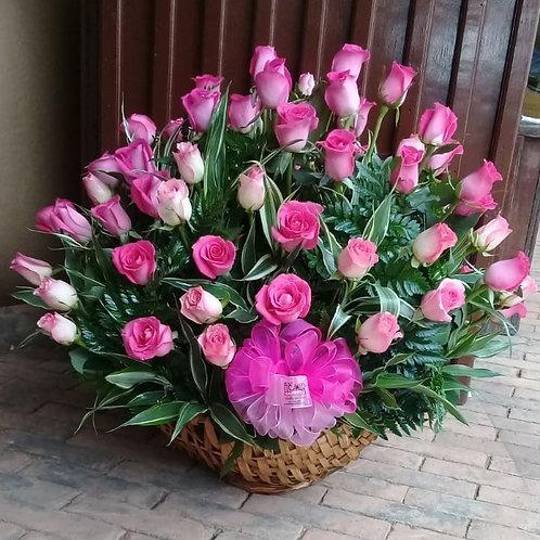 Concha de 60 Rosas