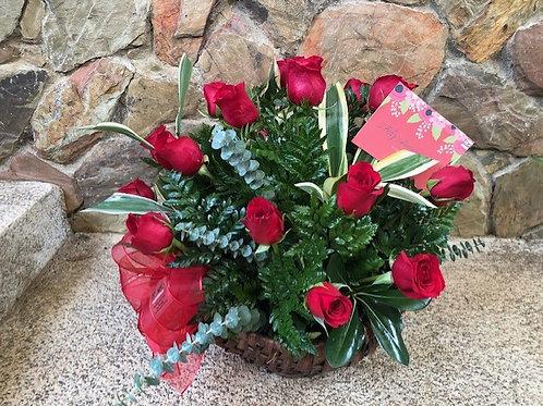 Concha de 24 Rosas