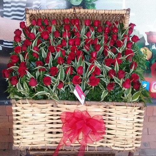 Cofre de 108 Rosas