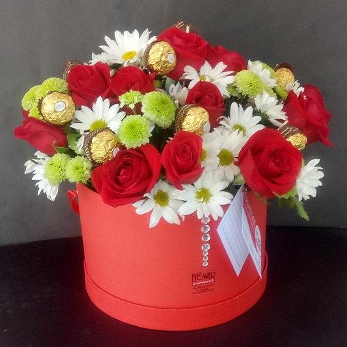 Caja Red Ferrero