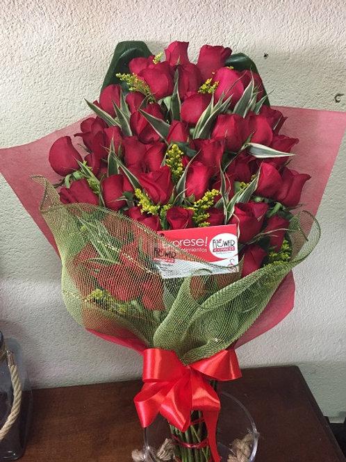 Ramo Princesa 48 Rosas