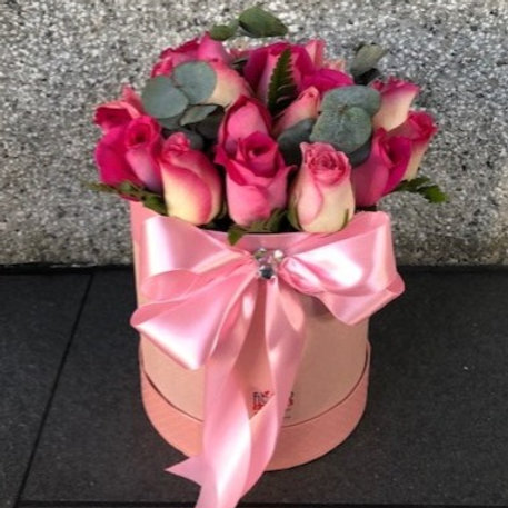 Caja Pink Pearl Tall - Petite