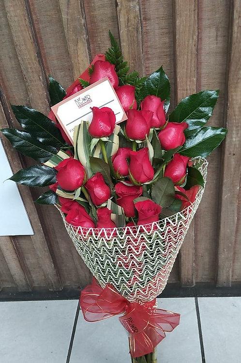 Ramo Princesa 24 Rosas