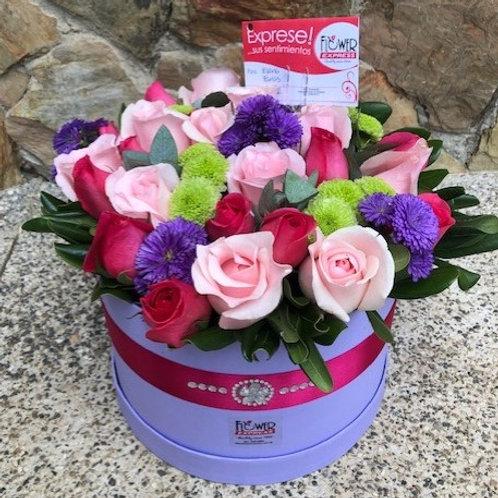Caja Surprise Lilac