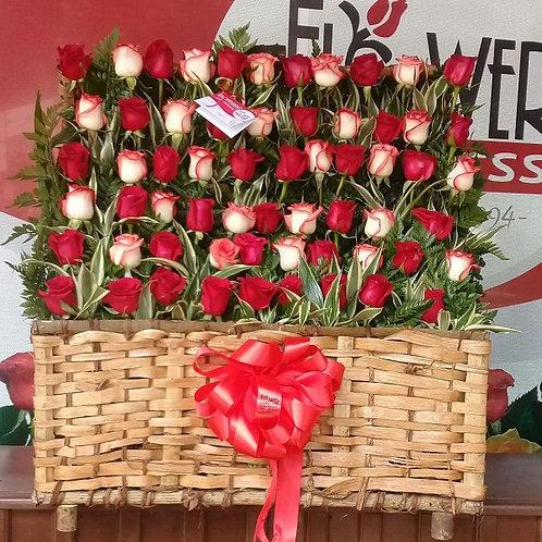 Cofre 60 Rosas