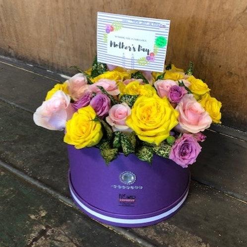Caja Surprise Violet