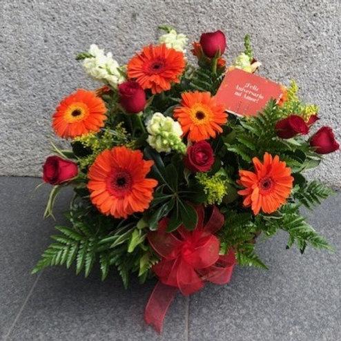 Concha de 24 Flores