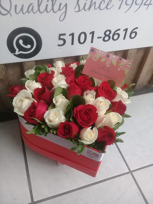 Caja Red Heart 36R