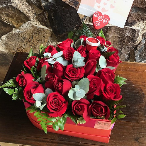 Caja Red Heart 24R