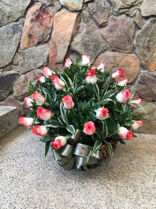 Concha de 36 Rosas