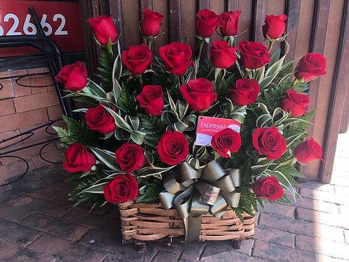 Cofre 24 Rosas