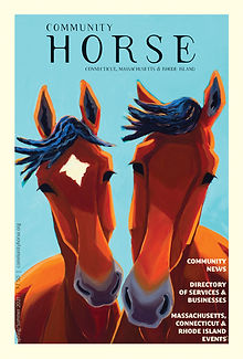 Community Horse Magazine Cover