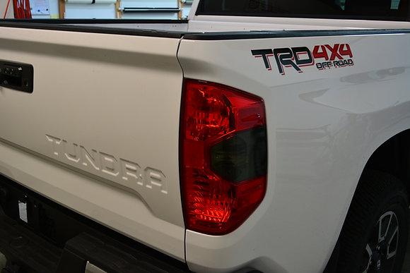 Reverse Light Overlays 14-20 Tundra
