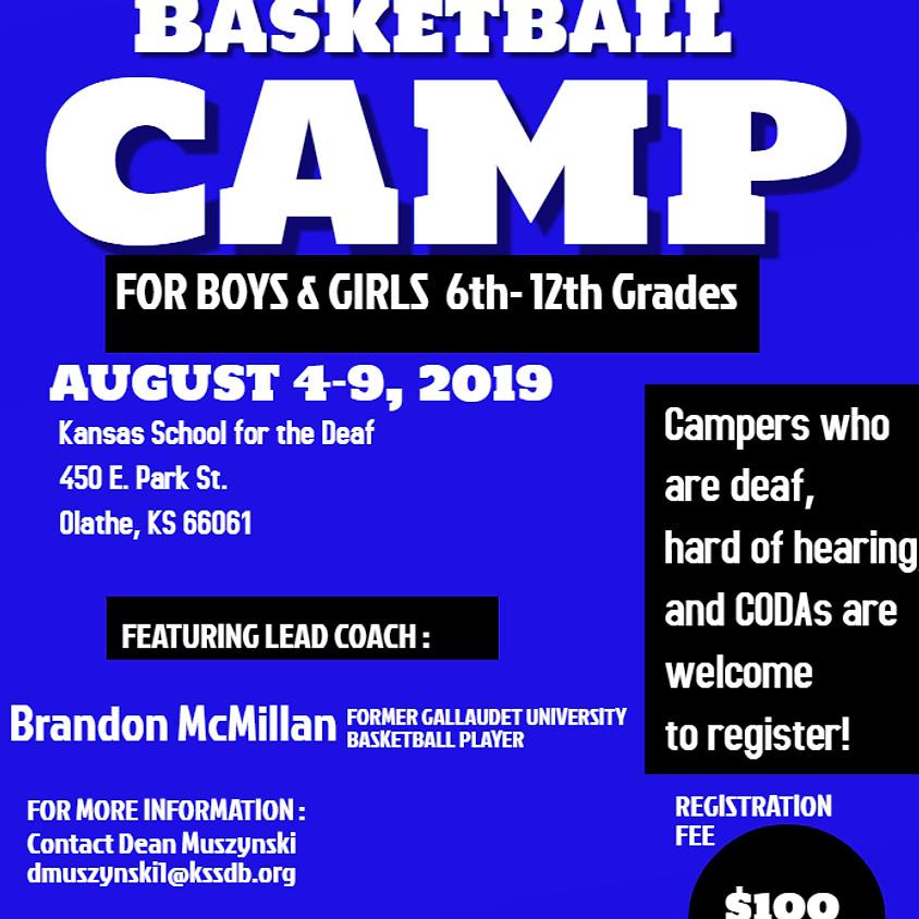 2019 KSD Basketball Camp
