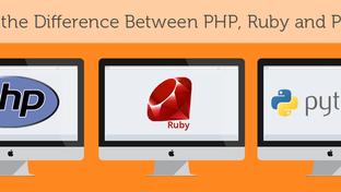 PHP vs Ruby vs Python