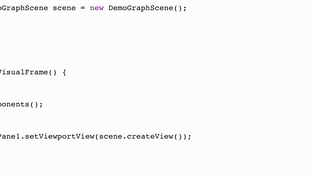 How to Create Visual Applications in Java?