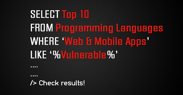 Best Programming Language to Learn Hacking in 2019