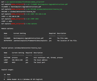 Client Side Exploits in Metasploit