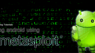 Hacking Android Smartphone using Metasploit