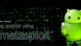 Hacking Android Smartphone using Metasploit