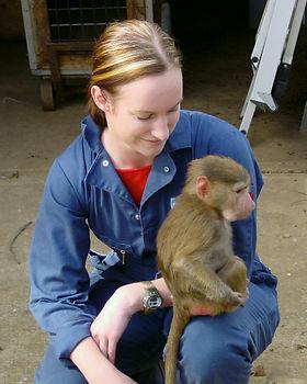 Dr Leah Bradbury of Veterinary Anaesthesia Specialists Australia