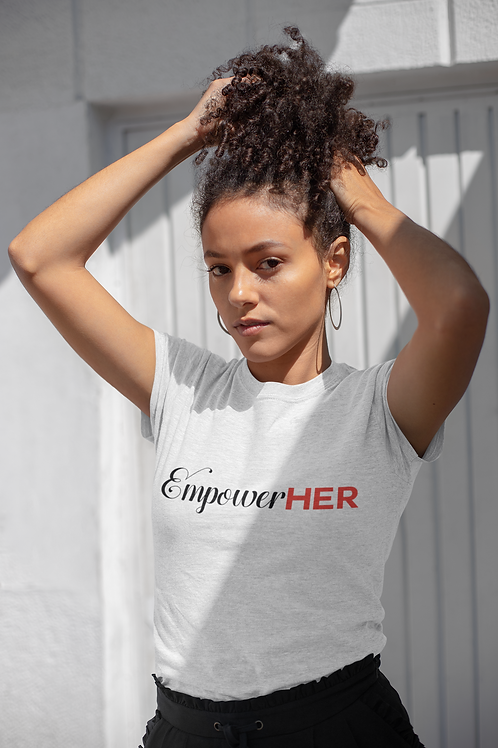 EmpowerHER Logo Tee