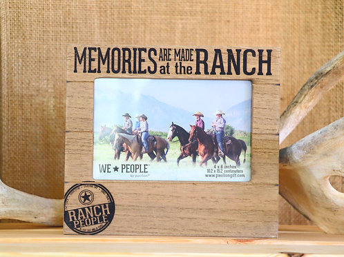 Ranch People Frame