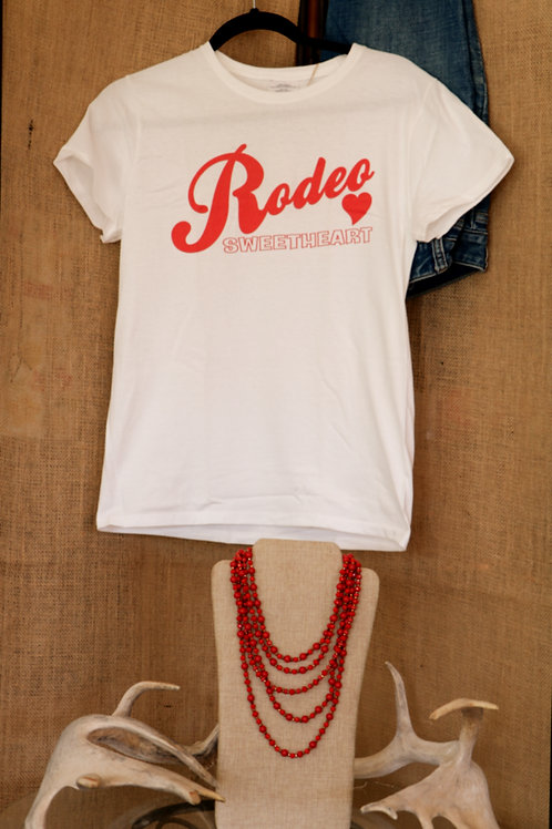 Rodeo Sweetheart T Shirt