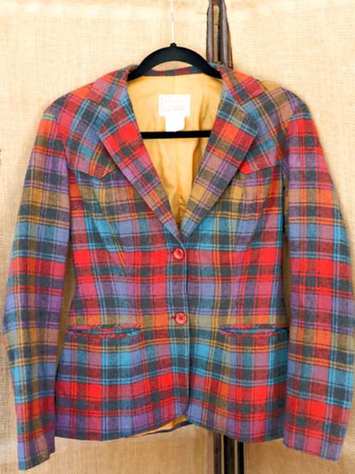 Vintage H Bar C Ranchwear Jacket
