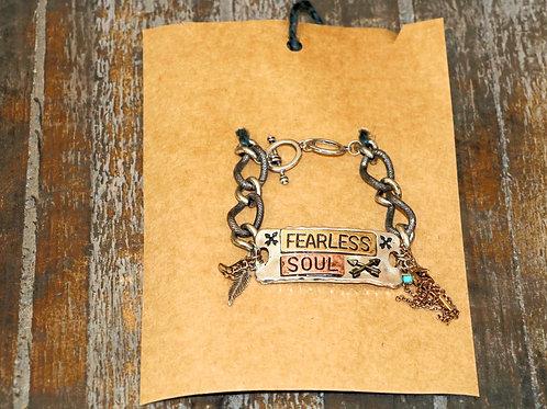 Fearless Soul Bracelet