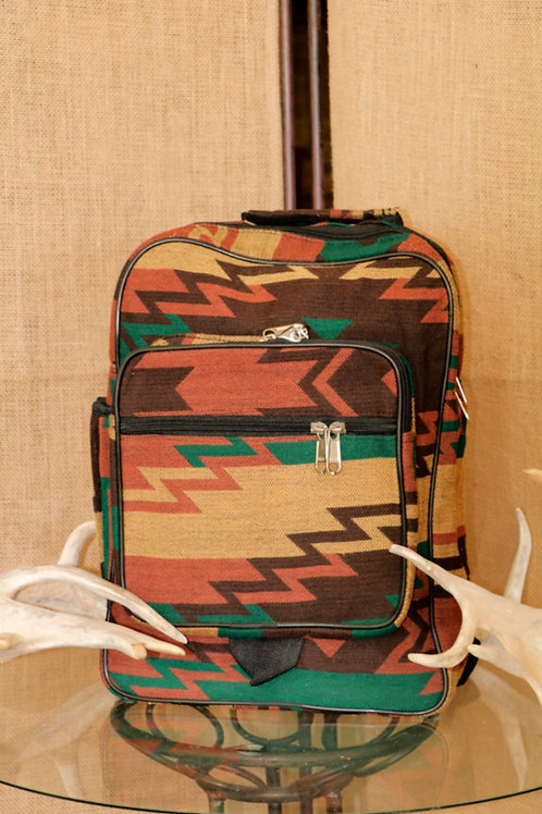Army Colored Laptop Backpack