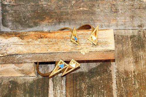 Vintage Double Stack Bracelets
