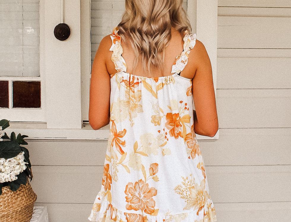 The Hawaii Mini Dress