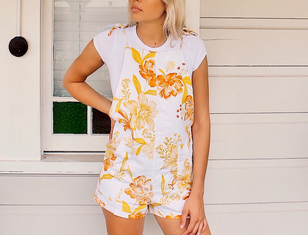 The Hawaii Playsuit