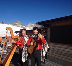Alpina Hütte St:Moritz