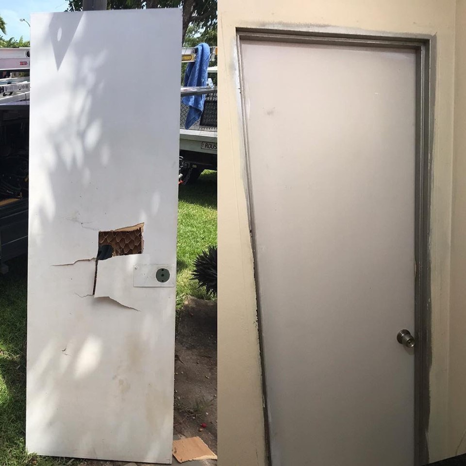 new door in tiwi