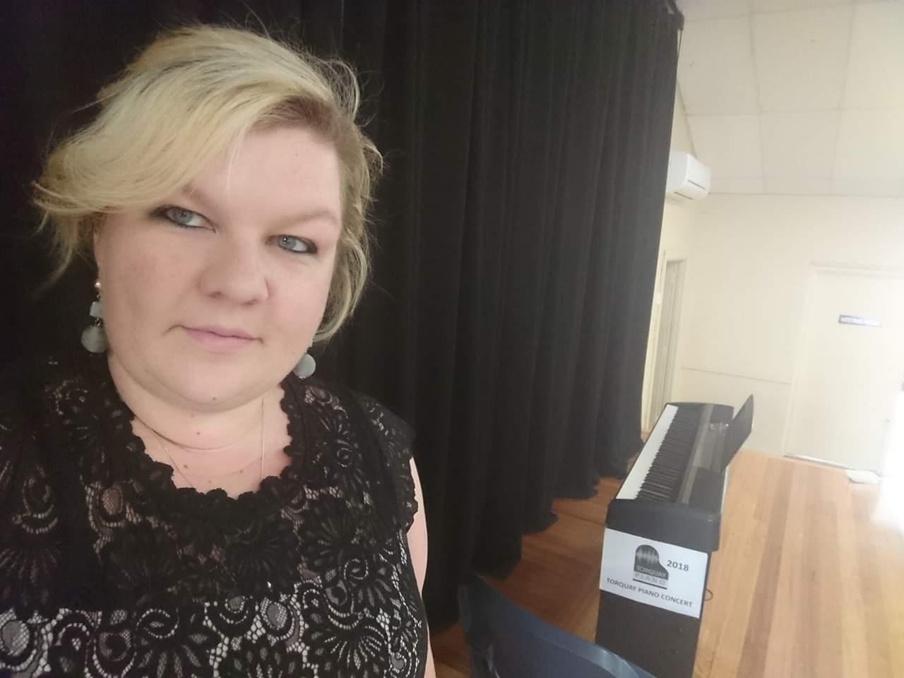 Torquay Piano