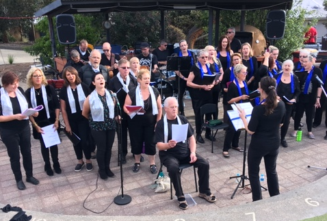 Anglesea Community Rock Choir